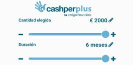 Créditos rápidos online - Cashperplus