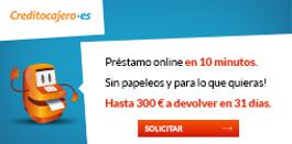 Créditos rápidos online - Creditocajero