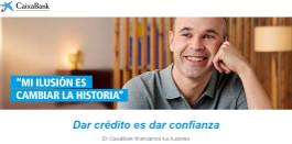 Créditos rápidos online - La Caixa