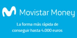 Créditos rápidos online - Movistar Money