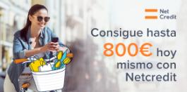 Créditos rápidos online - Netcredit