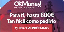 Créditos rápidos online - Okmoney