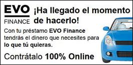 Solicitar préstamo personal Evo Finance