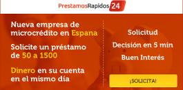 Créditos rápidos online - Prestamosrapidos24