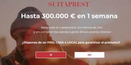 Créditos rápidos online - Suitaprest