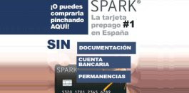 Créditos rápidos online - Tarjeta Spark