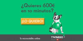 Créditos rápidos online - Twinero
