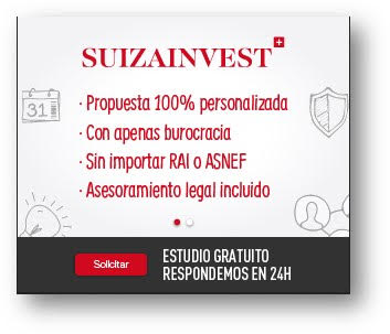 Préstamos con ASNEF - Suizainvest