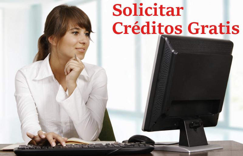 Créditos gratis