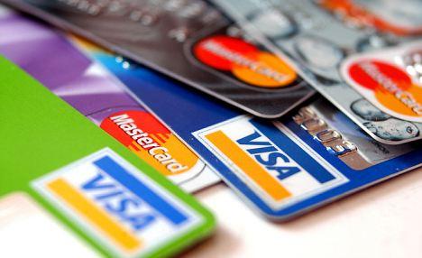 Solicitar tarjetas de crédito