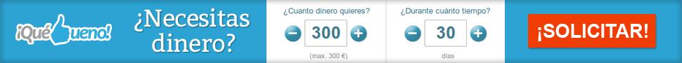 solicitar préstamos rápidos sin papeles en Quebueno