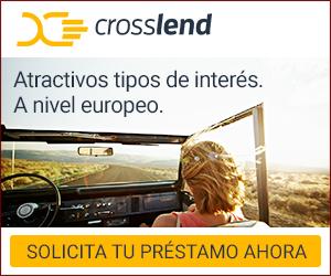 Préstamos entre particulares en Crosslend