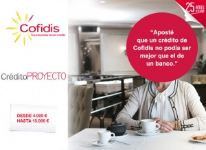 Crédito Proyecto - Cofidis