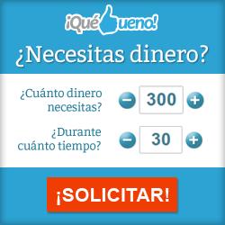 Créditos sin papeleos - QueBueno