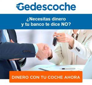 Gedescoche - Dinero por tu coche