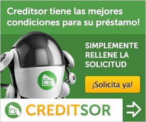 Creditsor - Los mejores préstamos rápidos