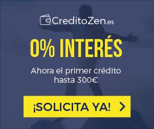 Creditozen - Primer crédito gratis