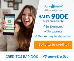 Mejores créditos rápidos - QueBueno
