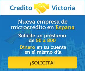 Minicréditos rápidos - Credito Victoria