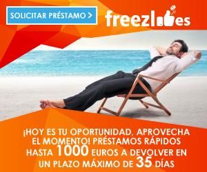 Freezl - Préstamos personales rápidos online