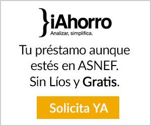 Minicréditos y préstamos rápidos con ASNEF