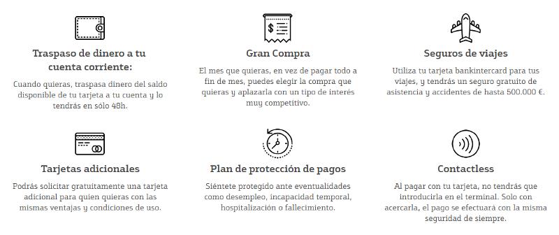 Bankintercard Groupon - Más ventajas
