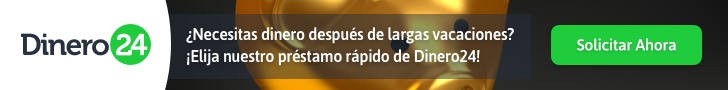 Solicitar mini préstamos en Dinero24