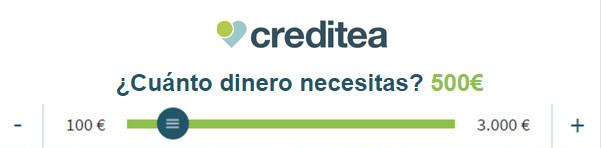 Préstamos rápidos de 2000 Euros - Creditea