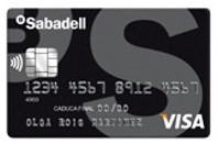 Tarjeta de crédito de Cuenta Expansión