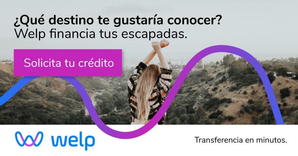 Welp - Créditos personales