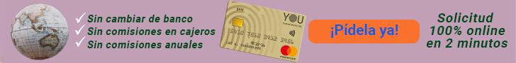 Ventajas tarjeta de crédito You