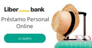 Préstamo personal online - Liberbank