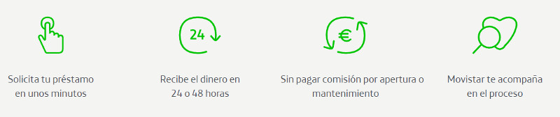 Ventajas de Movistar Money