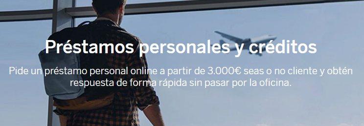 Préstamos personales online - BBVA